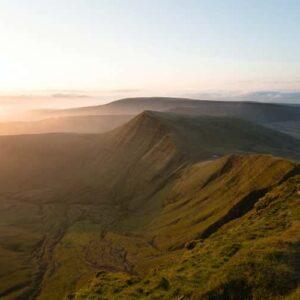 Pen y Fan, South Wales' highest peak