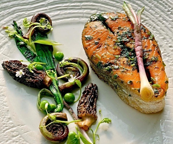 Recipe of the week: Cedar plank Pacific Northwest salmon