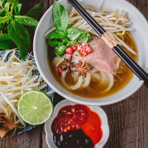 5 mouth-watering destinations for foodies