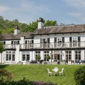Rothay Manor in the Lake District