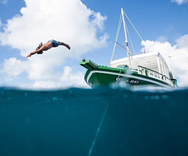 Surfing Safari with Voyages Maldives