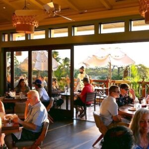 Big Island dining experiences
