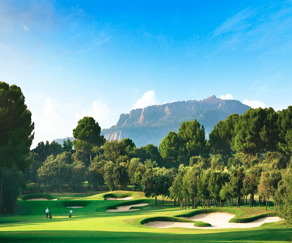 Top 5 golf resorts in Catalonia