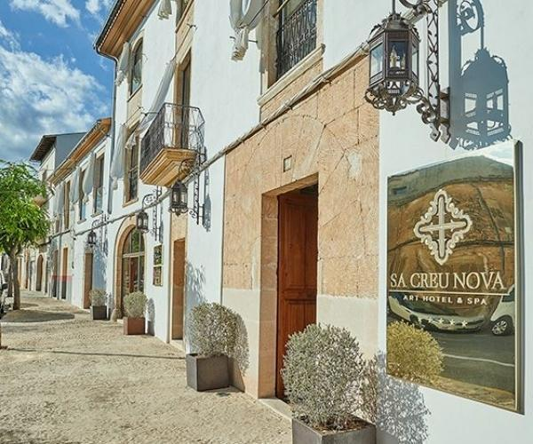 Sa Creu Nova Hotel in Mallorca