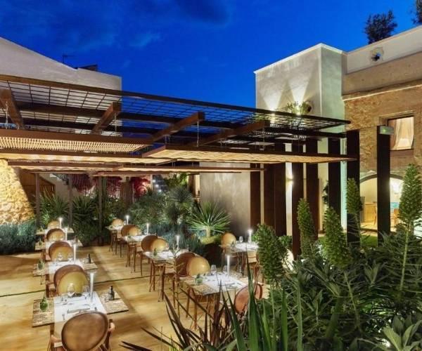 Tess de Mar in Sa Creu Nova Hotel