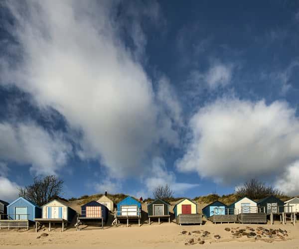 Abersoch beach on the Llyn Peninsula