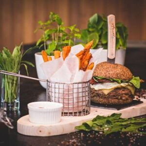 Is this the Maldives' most ethical burger?