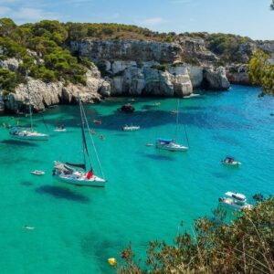 UK green list countries for Summer yacht charters in 2021