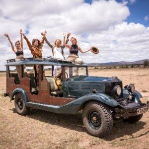 Magical Kenya safari moments