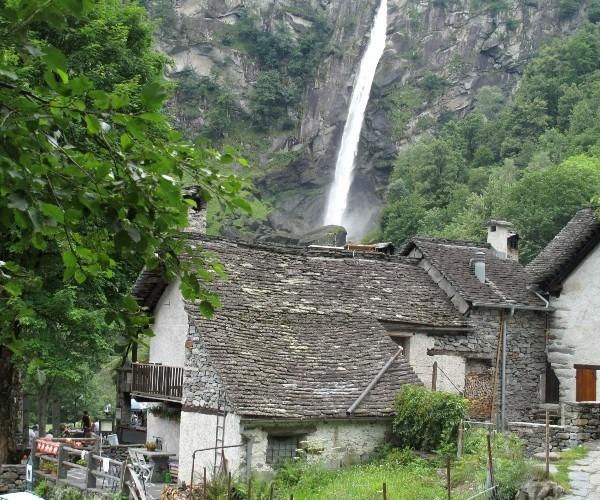 Foroglio Village