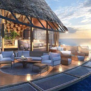 Hilton Maldives Amingiri - Hilton's fourth resort in the Maldives