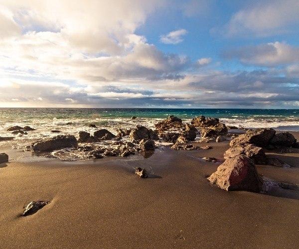 Playa del Inglés La Gomera