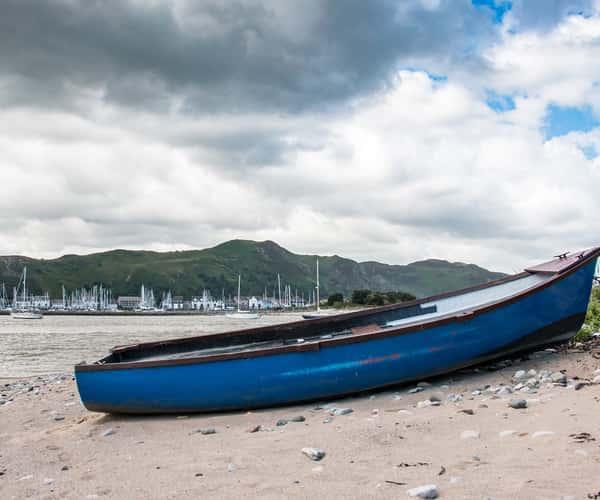 Rhos Bay, Rhos-on-Sea near Colwyn Bay