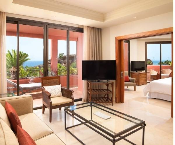 Sheraton La Caleta Hotel in Tenerife