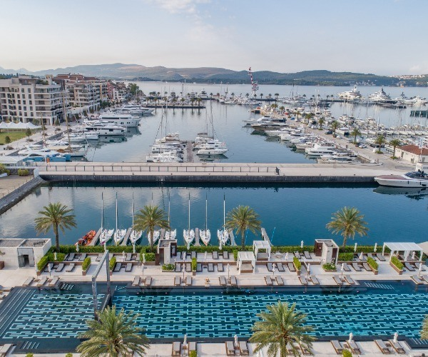 Montenegro: a yachting haven