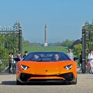 UNESCO World Heritage Site hosts over 1,000 supercars and hypercars
