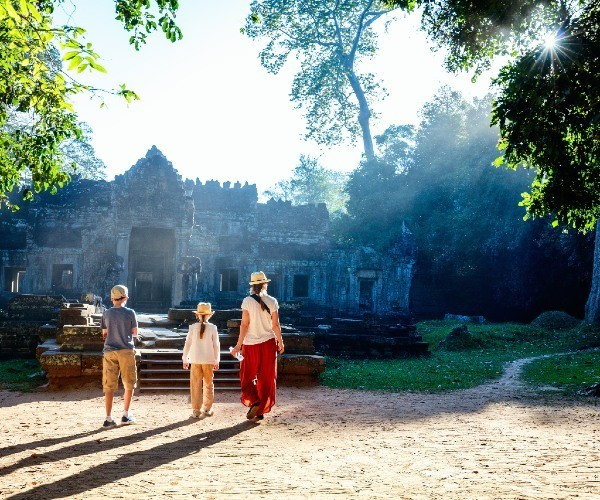 luxury family trip cambodia hands up holidays
