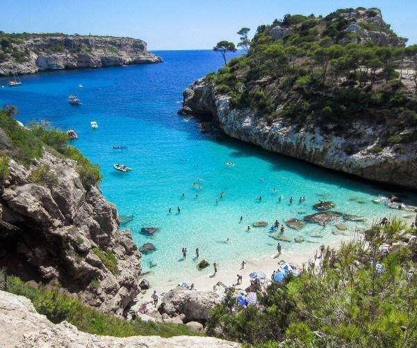 Luxury yacht charters around the incredible Balearic Islands