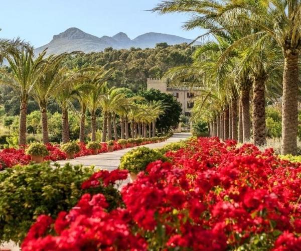 Castell Son Claret Hotel, Mallorca