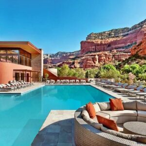 5 trendy hotels in Arizona