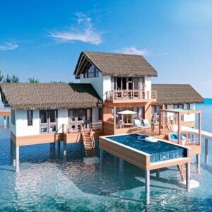 The hottest new opening in the Maldives