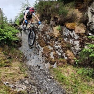An active family holiday in Scotland: Day 2