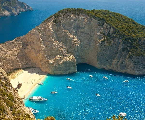 The best beaches in the world to visit by boat