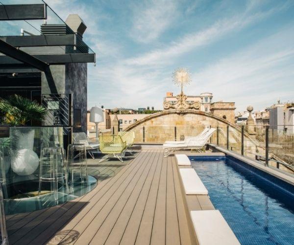 Hotel Bagues in Barcelona