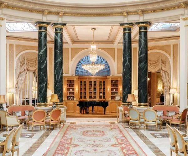 Hotel El Palace in Barcelona