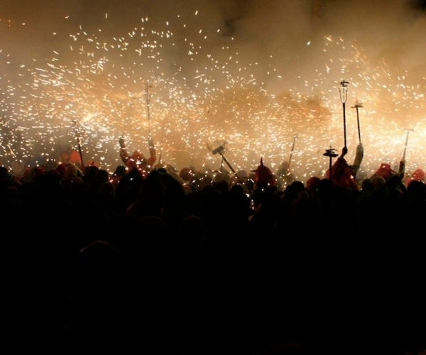 fireworks correfoc