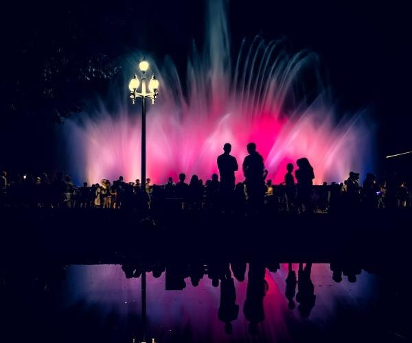 fountain de Montjuïc
