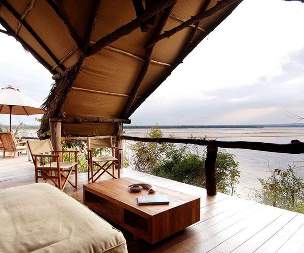 The best camps in the Selous