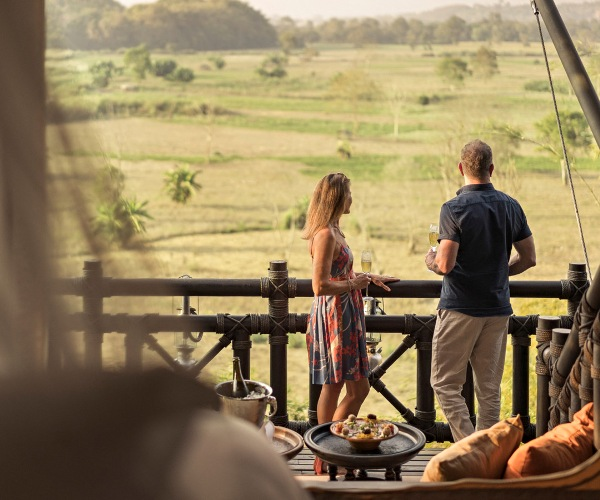 Go off the grid with Four Seasons Tented Camp Golden Triangle