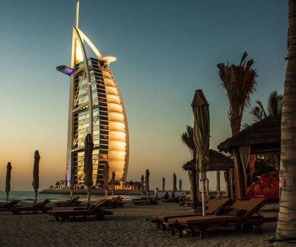 Picture - The Arabian Gulf: a stylish yacht charter location