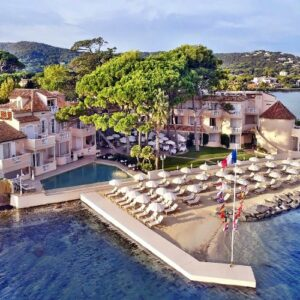 The 5 best hotels in St Tropez for next Summer