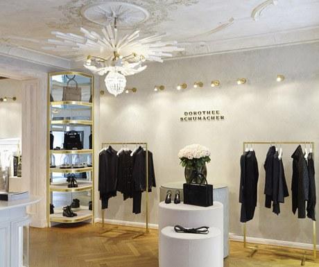 Dorothee Schumacher store, Berlin